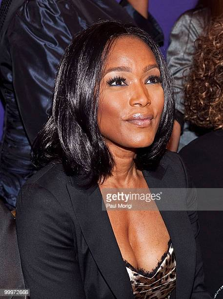 Angela Bassett attends the 9th Annual Power of a Dream Gala hosted by the US Dream Academy at the Ritz Carlton Hotel on May 18 2010 in Washington DC