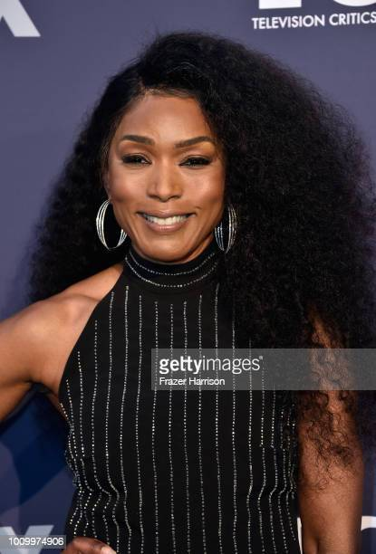 Angela Bassett attends the FOX Summer TCA 2018 AllStar Party at Soho House on August 2 2018 in West Hollywood California