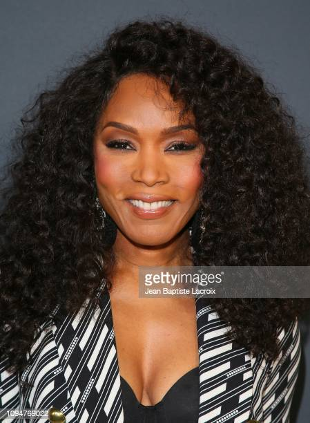 Angela Bassett attends the Fox Winter TCA at The Fig House on February 06, 2019 in Los Angeles, California.