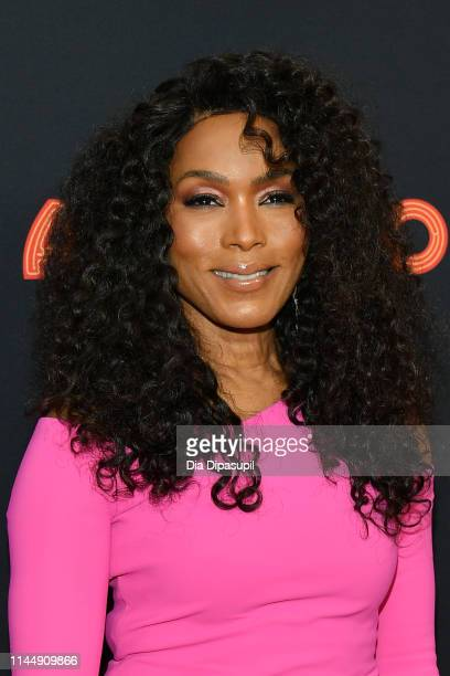 """Angela Bassett attends the """"The Apollo"""" screening during the 2019 Tribeca Film Festival at The Apollo Theater on April 24, 2019 in New York City."""