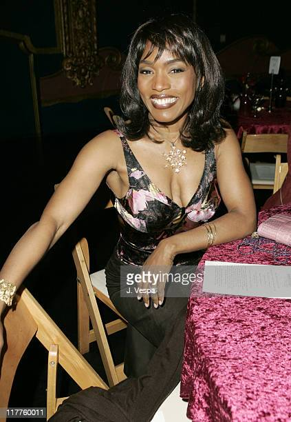 Angela Bassett during Hollywood Life's 4th Annual Breakthrough of the Year Awards Audience and Backstage at Henry Ford Music Box Theatre in Los...