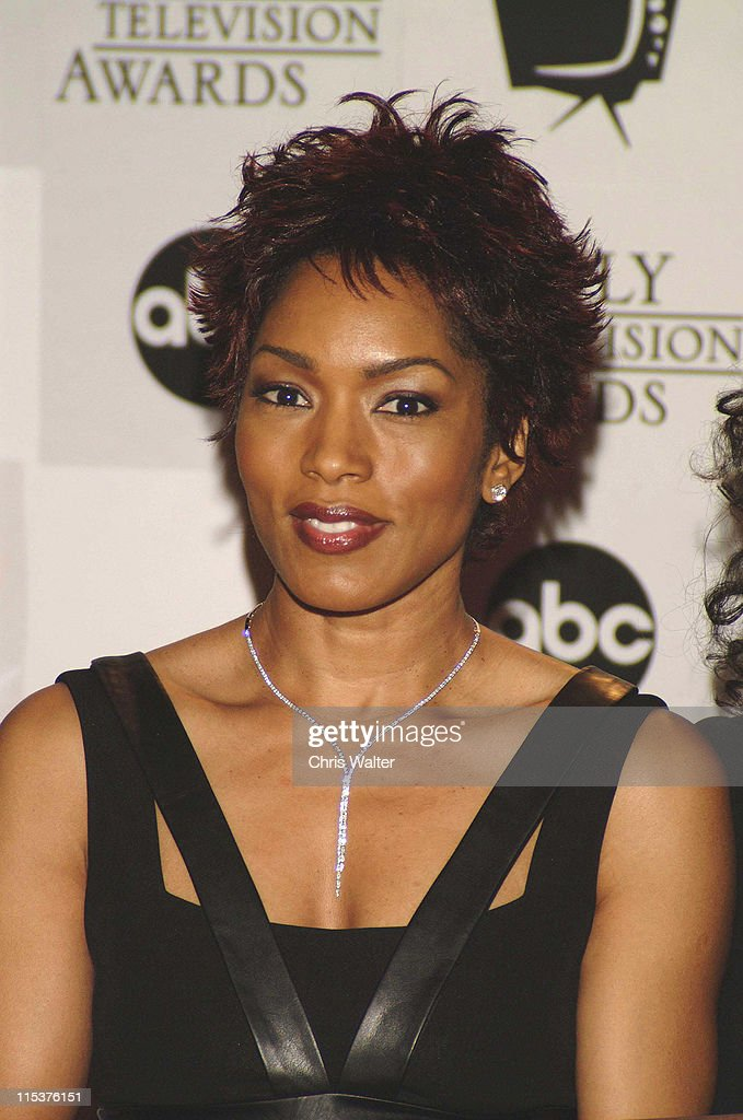 Angela Bassett during The 4th Annual Family Television Awards - Press Room and Arrivals at Beverly Hilton Hotel in Beverly Hills, California, United States.
