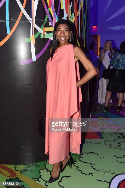 Angela Betancourt attends the After Party at Faena Forum on December 4, 2017 in Miami Beach, Florida.
