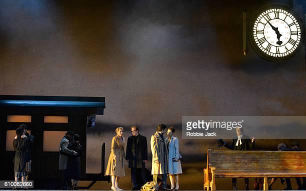 Angela Brower as Dorabella, Daniel Behle as Ferrando, Alessio Arduini as Guglielmo, Alessio Arduini as Fiordiligi,Corinne Winters as Fiordiligi and...