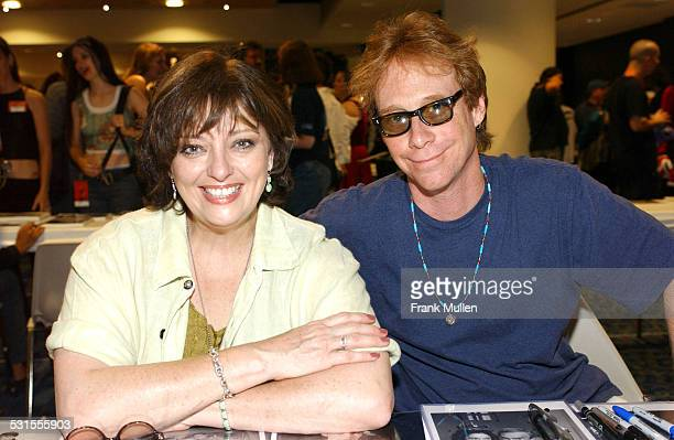 Angela Cartwright and Bill Mumy from TV's 'Lost in Space'