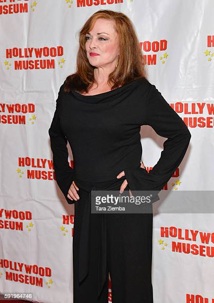 Angela Cartwright attends a preview of The Hollywood Museum's 'Child Stars Then And Now' exhibit at The Hollywood Museum on August 18 2016 in...