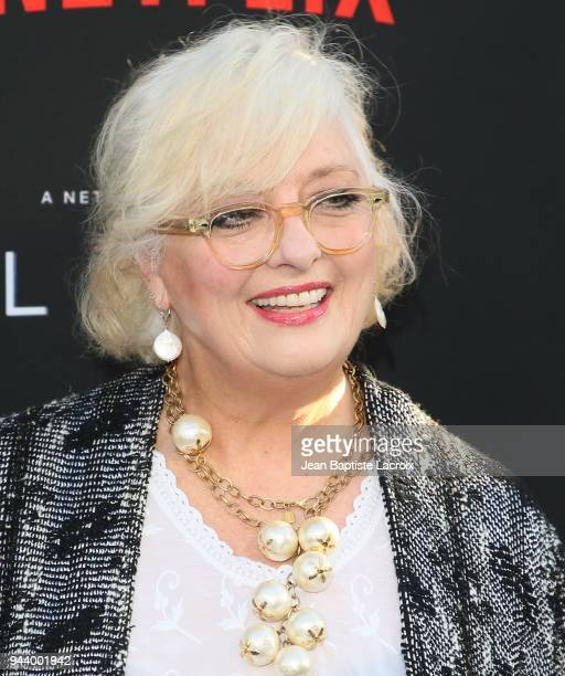 Angela Cartwright attends the premiere of Netflix's 'Lost In Space' Season 1 on April 9 2018 in Los Angeles California