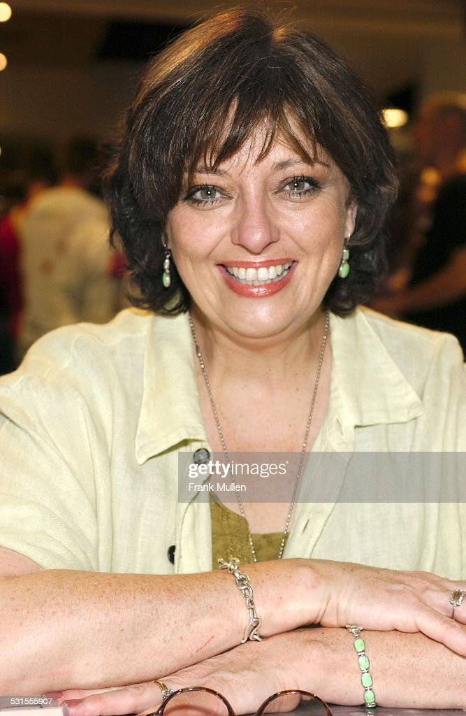 Angela Cartwright from TV's 'Lost in Space'.