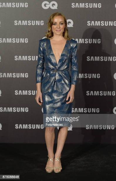 Angela Cremonte attends the 2017 'GQ Men of the Year' awards at The Palace Hotel on November 16 2017 in Madrid Spain