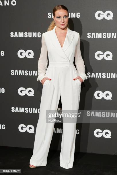 Angela Cremonte attends the 'Gq Man of the year 2018 awards' at Westin Palace Hotel in Madrid Spain on Nov 22 2018