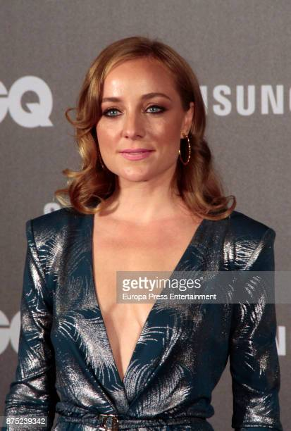 Angela Cremonte attends the GQ Men of the Year Awards 2017 at Palace hotel on November 16 2017 in Madrid Spain