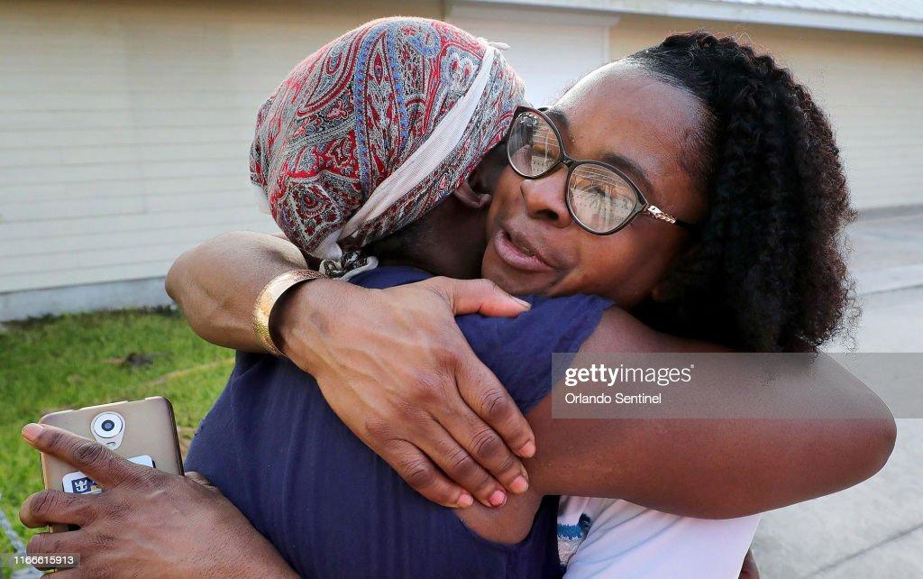 Generators, water, emergency crews head to Dorian-stricken Ocracoke : News Photo