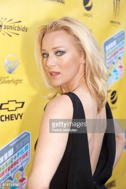 Angela Featherstone attends Premiere Screening of WAKE at SXSW at Paramount Theater on March 13 2010 in Austin TX
