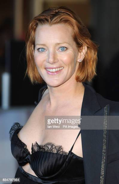 AP OUT Angela Featherstone is seen at a premiere for What Doesn't Kill You at the Ryerson Theatre during the Toronto Film Festival