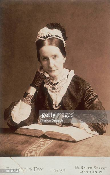 Angela Georgina BurdettCoutts 1st Baroness an English philanthropist who established shelters and homes for women and became the first woman to be...