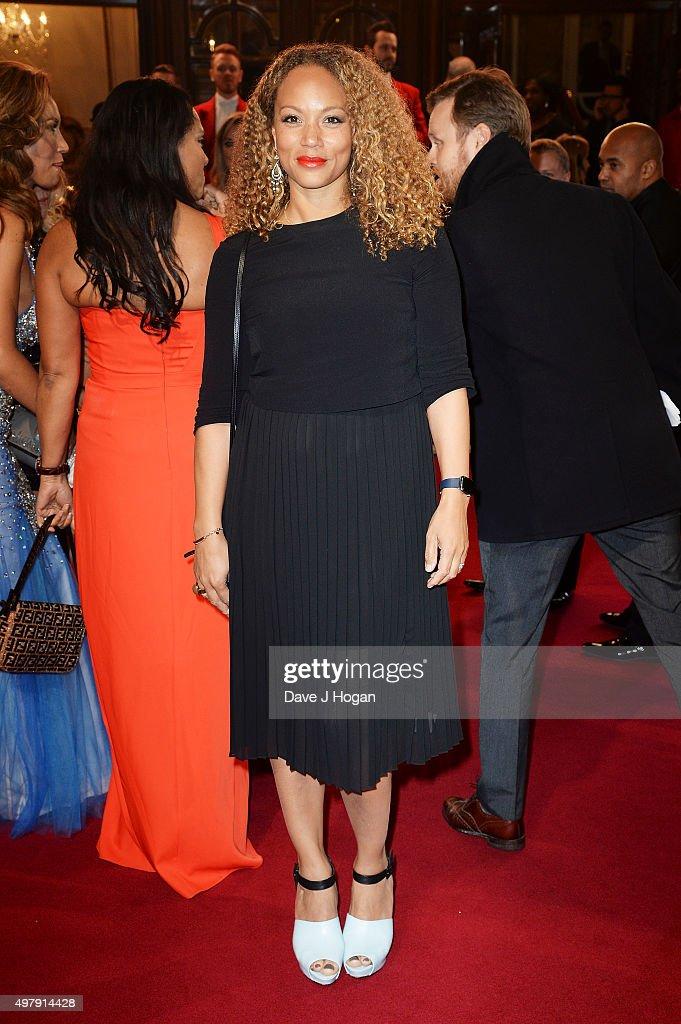 ITV Gala - Red Carpet Arrivals - VIP Arrivals