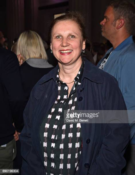 Angela Hartnett attends the launch of the London Evening Standard's inaugural Food Month hosted by Grace Dent and Tom Parker Bowles at The Banking...