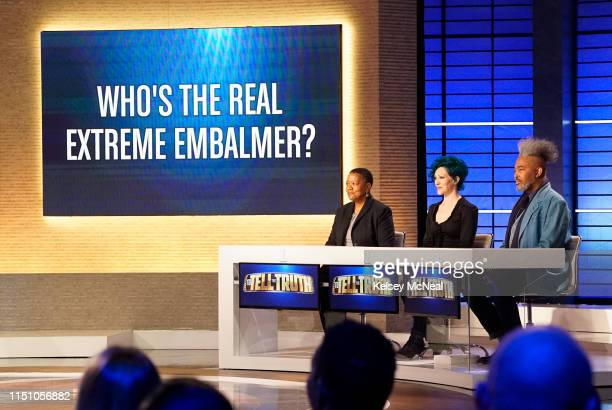 TRUTH Angela Kinsey Alyssa Edwards Fortune Feimster Adam Rodriguez Angela Kinsey Alyssa Edwards Fortune Feimster and Adam Rodriguez make up the...