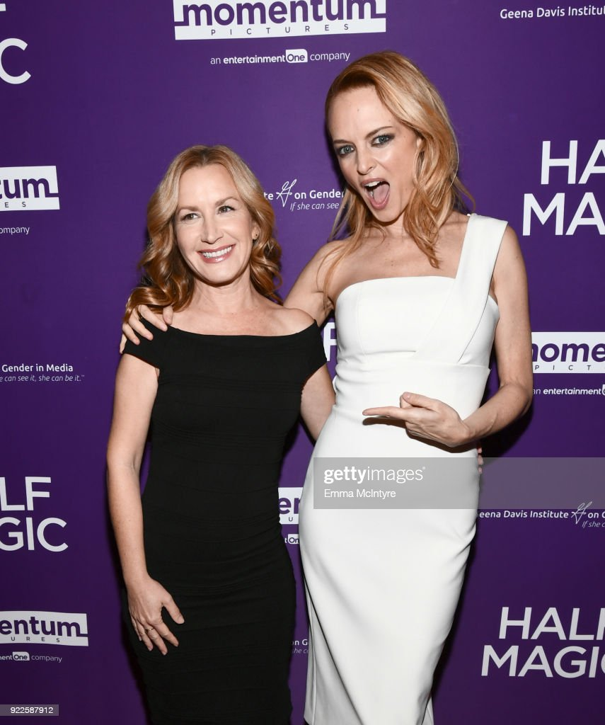 "Premiere Of Momentum Pictures' ""Half Magic"" - Red Carpet"