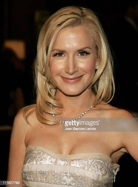 Angela Kinsey during 57th Annual ACE Eddie Awards Arrivals at Beverly Hilton Hotel in Beverly Hills California United States