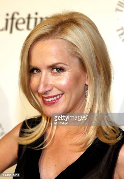 Angela Kinsey during The Help Group's 2006 Teddy Bear Ball at Beverly Hilton in Beverly Hills California United States