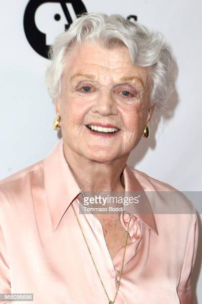 Angela Lansbury attends the 'Little Women' FYC Reception And Panel Discussion at Linwood Dunn Theater at the Pickford Center for Motion Study on May...