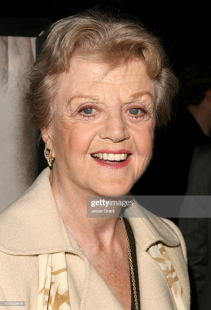 Angela Lansbury during 'The Queen' Los Angeles Premiere - Arrivals at Academy of Motion Picture Arts and Sciences in Beverly Hills, California, United States.