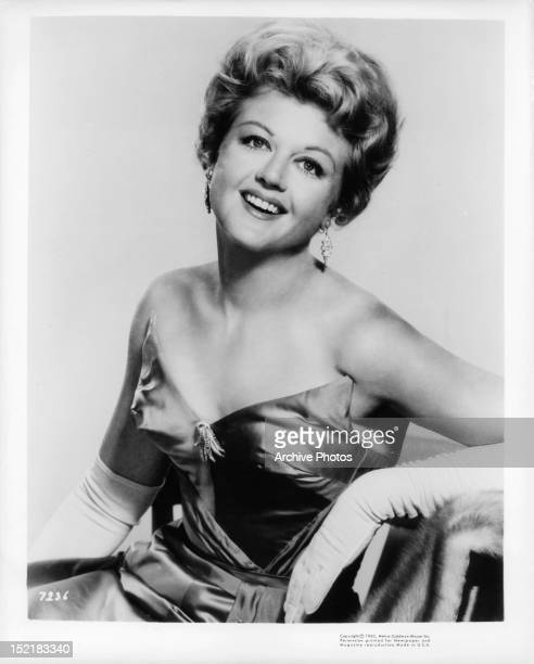 Angela Lansbury publicity portrait for MGM 1962