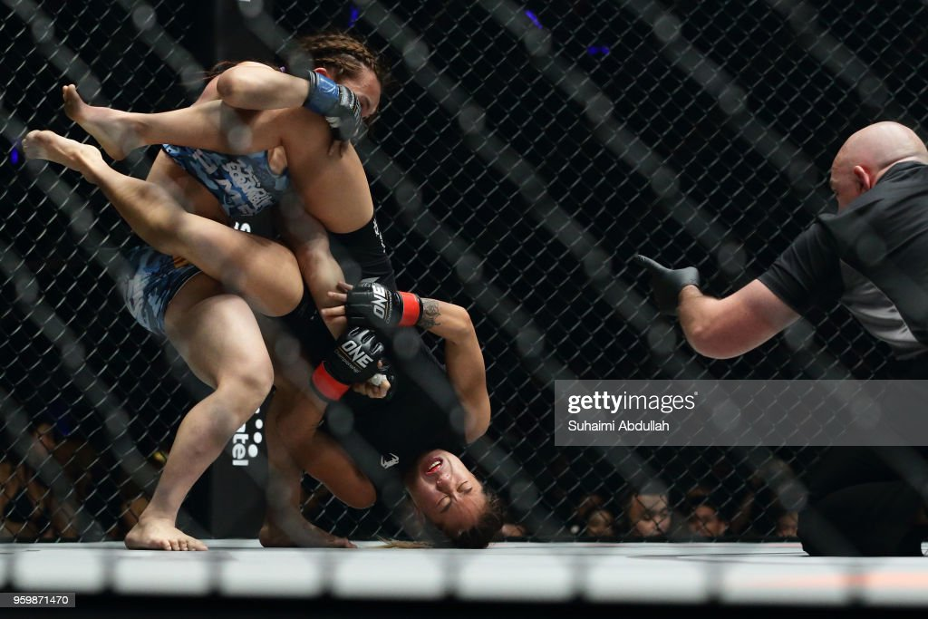 ONE Championship: Unstoppable Dreams : News Photo