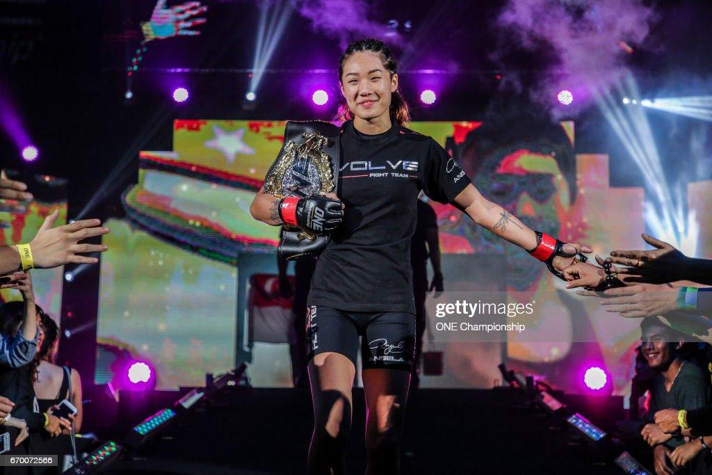 ONE Championship: Warrior Kingdom : News Photo