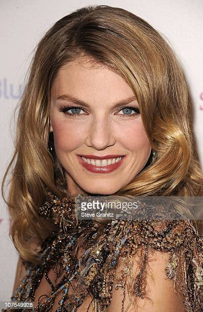 Angela Lindvall attends the 2010 Hollywood Style Awards at The Billy Wilder Theater at the Hammer Museum on December 12 2010 in Los Angeles California
