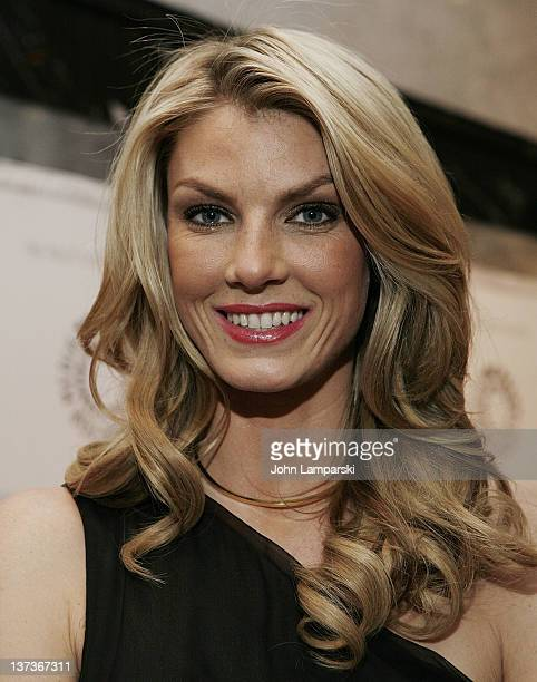 Angela Lindvall attends The Paley Center for Media Presents 'Project Runway All Stars' at The Paley Center for Media on January 19 2012 in New York...
