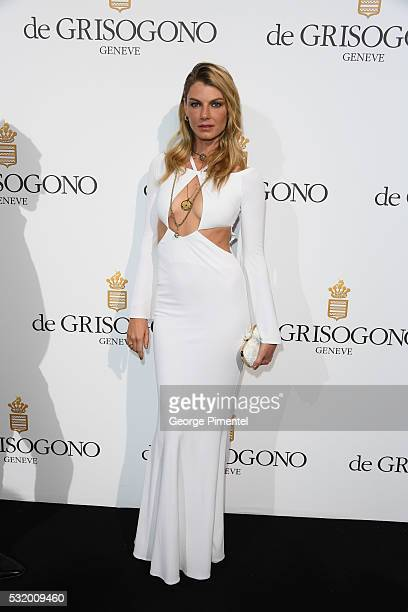 Angela Lindvallattends the De Grisogono Party at the annual 69th Cannes Film Festival at Hotel du CapEdenRoc on May 17 2016 in Cap d'Antibes France