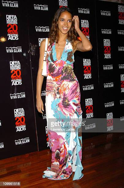 Angela Marie during VIVA GLAM Casino To Benefit DIFFA at Copacabana in New York City New York United States