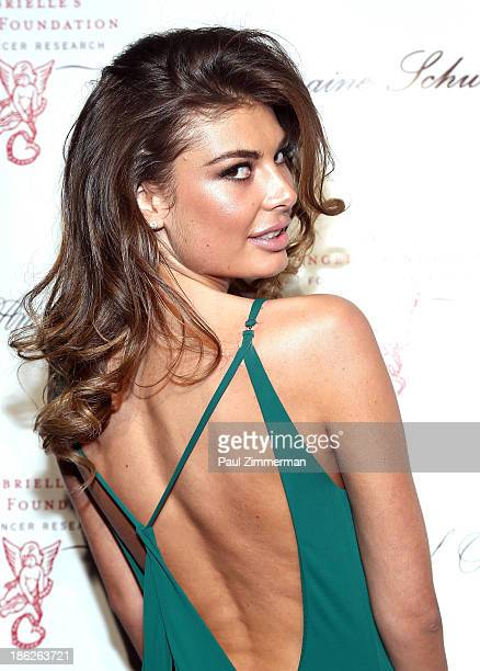 Angela Martini attends Angel Ball 2013 at Cipriani Wall Street on October 29 2013 in New York City