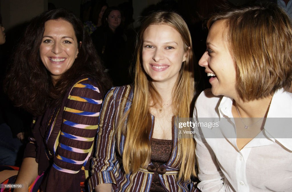 Angela Missoni hosts Private Champagne Brunch and Preview of Special Evening