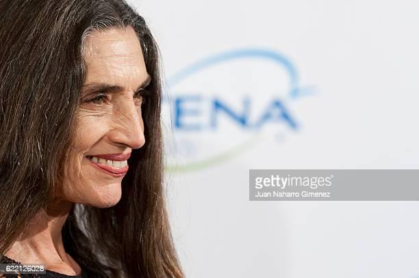 Angela Molina attends 'IV Premio TENA Lady A Las Mujeres Que Tirunfan' on November 10 2016 in Madrid Spain