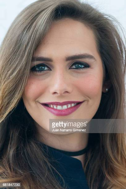 Angela Ponce attends 'IMCLINIC' 15th Anniversary photocall at Hotel Room Mate Oscar on May 11 2017 in Madrid Spain