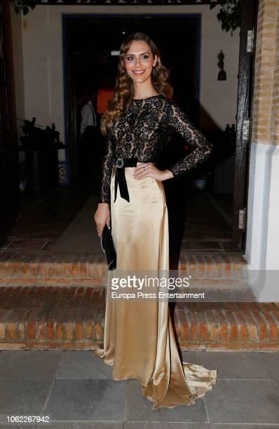 Angela Ponce attends Seville Magazine VI Favorite Awards at Morera y Vallejo Cortijo on November 15 2018 in Seville Spain