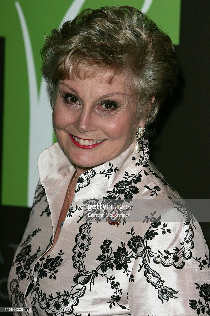 Angela Rippon Hosts British Red Cross Fundraising ? Arrivals