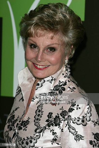Angela Rippon during Angela Rippon Hosts British Red Cross Fundraising – Arrivals at Intercontinental Hotel in London Great Britain