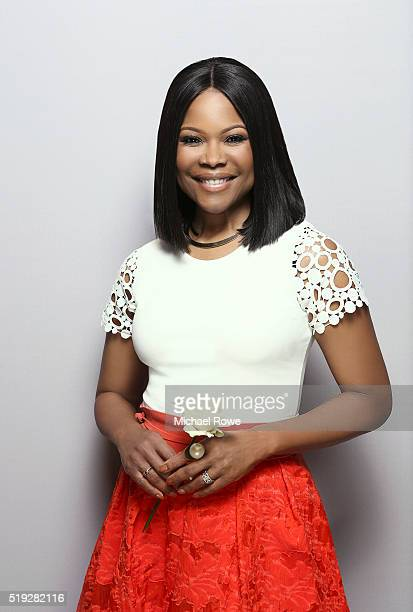 Angela Robinson is photographed at the 2016 Black Women in Hollywood Luncheon for Essencecom on February 25 2016 in Los Angeles California