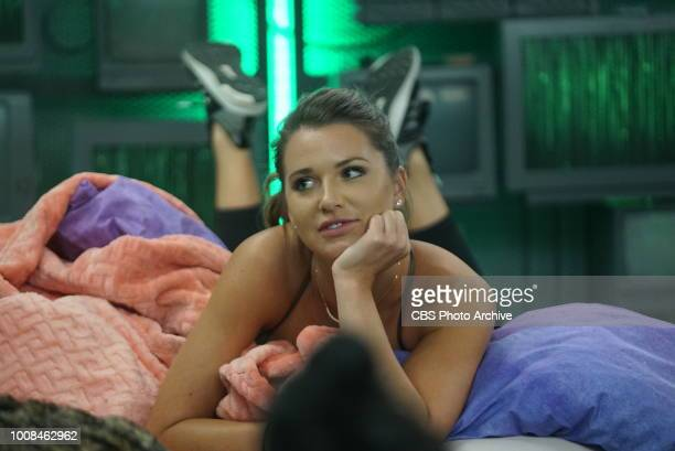 Angela Rummans in the Big Brother house BIG BROTHER follows a group of people living together in a house outfitted with 94 HD cameras and 113...
