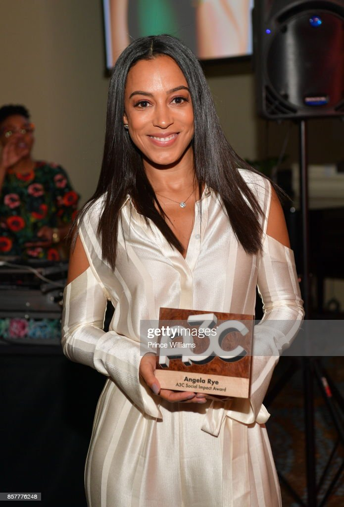 """2017 AC3 Festival - ChooseATL Welcome To Atlanta Reception Honoring Kevin """"Coach K"""" Lee And Angela Rye"""