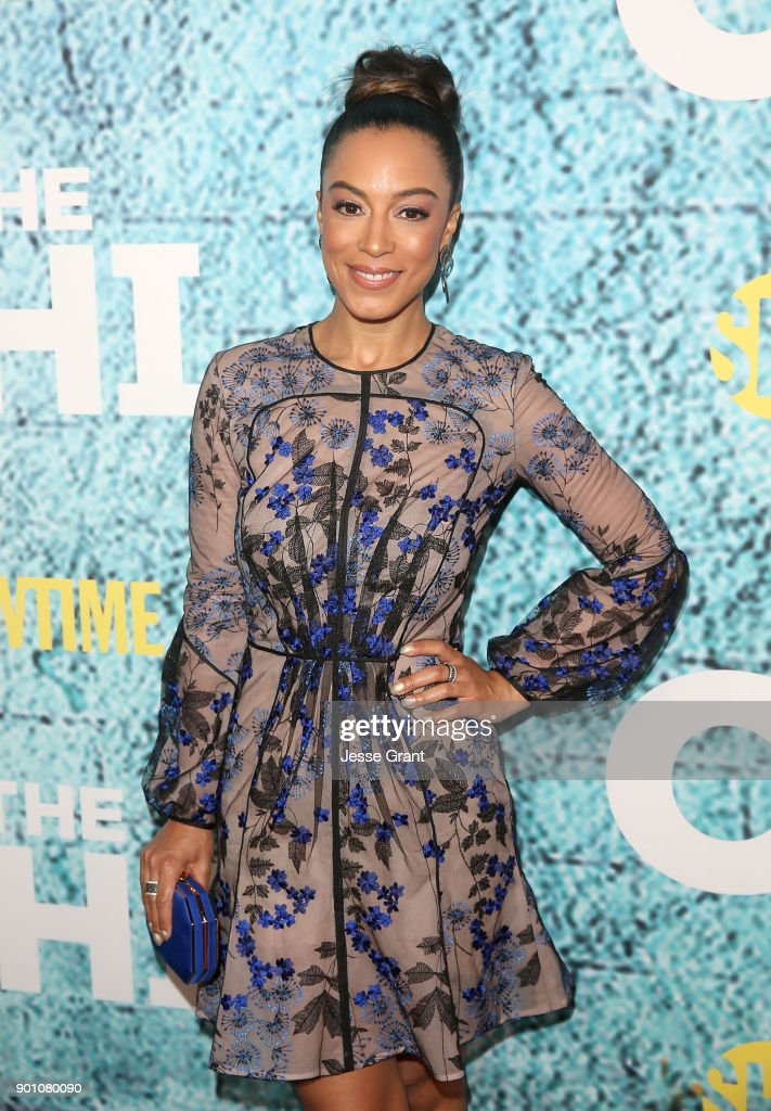 """Premiere Of Showtime's """"The Chi"""" - Arrivals"""