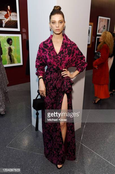 Angela Sarafyan as Vanity Fair And Annenberg Space For Photography Celebrate The Opening Of Vanity Fair: Hollywood Calling, Sponsored By The...