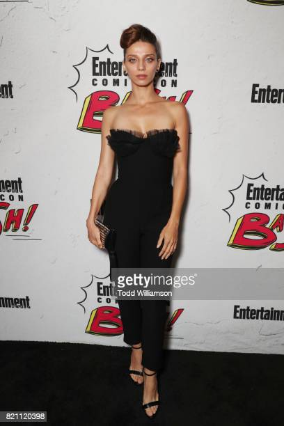 Angela Sarafyan at Entertainment Weekly's annual ComicCon party in celebration of ComicCon 2017 at Float at Hard Rock Hotel San Diego on July 22 2017...