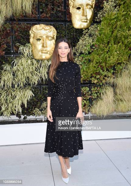 Angela Sarafyan attends BAFTA Los Angeles BBC America TV Tea Party 2018 at The Beverly Hilton Hotel on September 15 2018 in Beverly Hills California