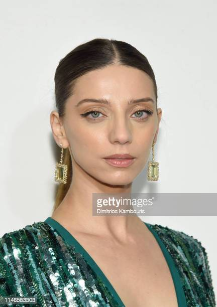 Angela Sarafyan attends Extremely Wicked Shockingly Evil And Vile 2019 Tribeca Film Festival at BMCC Tribeca PAC on May 02 2019 in New York City