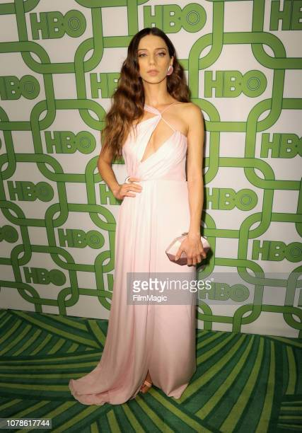 Angela Sarafyan attends HBO's Official 2019 Golden Globe Awards After Party on January 6 2019 in Los Angeles California